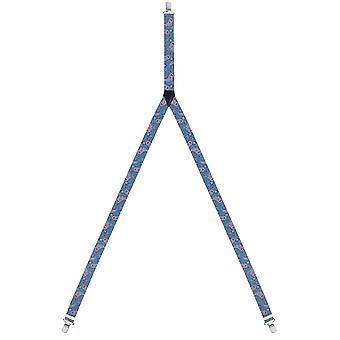 LLOYD hängslen herr hängslen marinblå/7149
