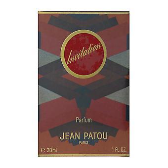 Parfum de Jean Patou convite Splash 1,0 Oz/30 ml em caixa (Vintage)