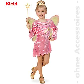Star fairy costume kids pink fairy dress Elf dress fairy tooth fairy child costume