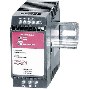 TracoPower TPC 055-112 Rail mounted PSU (DIN) 12 V DC 3.5 A 42 W 1 x
