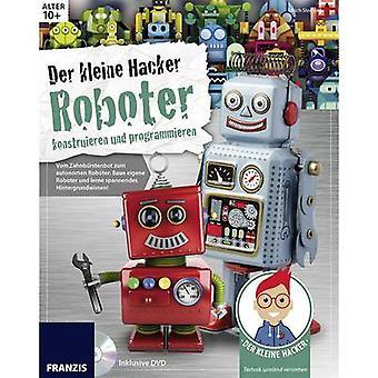 Franzis Verlag 65305 Der kleine Hacker: Roboter konstruieren und programmieren Robot montaj kiti 10 yıl ve üzeri