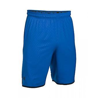 Under Armour qualifier novelty short blue 1289623-789