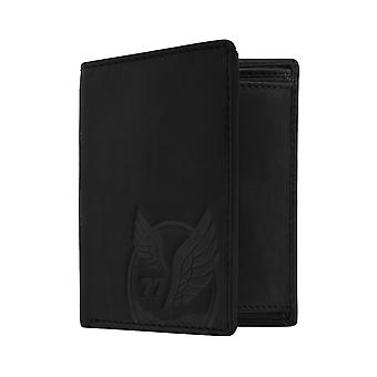 Camel active mens wallet wallet purse with RFID-chip protection black 7381