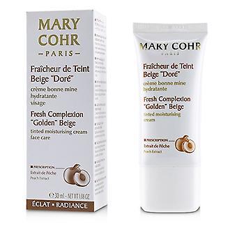 Mary cohr Fresh Complexion tonet fugtgivende creme-#