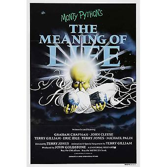 Monty Python merkitys elämän elokuvajuliste (11 x 17)