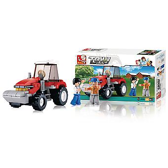 Tracteur de ville Sluban M38-B0556