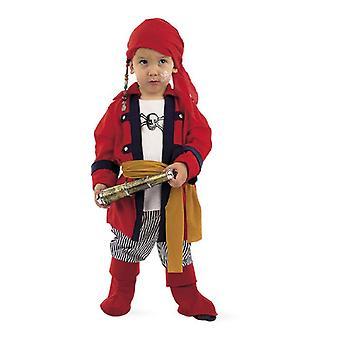 תחפושת ילד הפיראטים של הילדים הפיראטים התלבושת