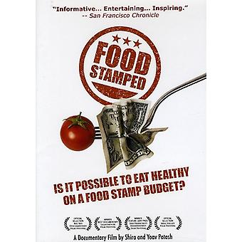 Food Stamped [DVD] USA import