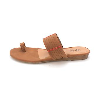 Style & Co. Womens Beticia Open Toe Casual Slide Sandals