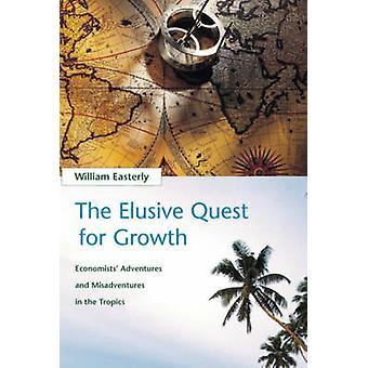 Den undvigende søgen efter vækst - økonomernes eventyr og uheld