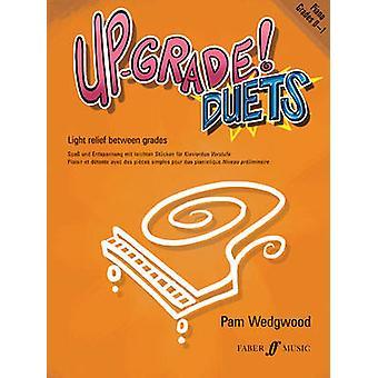 Piano duetter årskurs 0-1 genom Pam Wedgwood - 9780571532643 bok