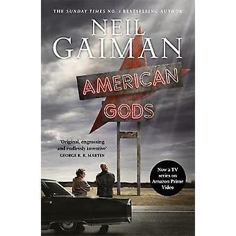 Amerykańscy bogowie - TV wiązana przez Neila Gaimana - 9781472245540 książki
