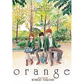Oranje - The Complete Collection - 1 door Ichigo Takano - 9781626923027 B