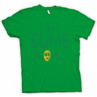 Kids T-shirt - I See Dumb People - Movie Inspired Funny