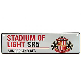 Sunderland AFC Official Window Sign