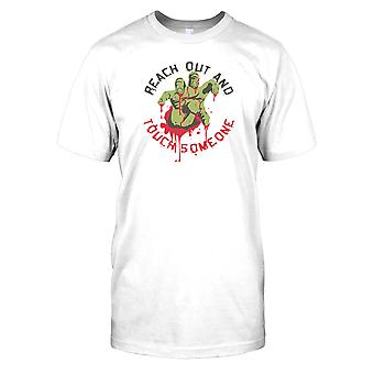 Reach And Out And Touch Someone - Zombie Claw Kids T Shirt