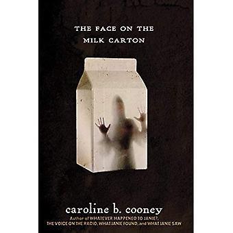 La Face sur le Carton de lait