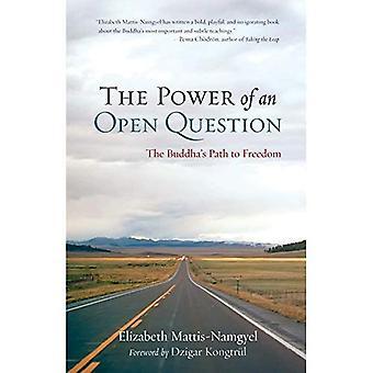 Kraften i et åbent spørgsmål: Buddhaer vejen til frihed