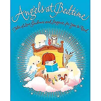 Anges au moment du coucher: contes d'amour, d'orientation et de soutien pour vous à lire avec votre enfant - confort, calme et guérir