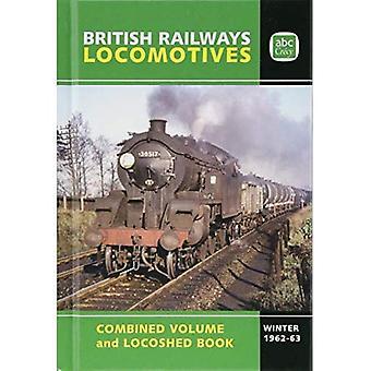 ABC brittiska järnvägar kombinerat volym delar 1-7 vintern 62/63