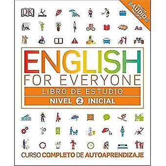 Engelska för alla: Nivel 2: Inicial, Libro de Estudio (engelska för alla)