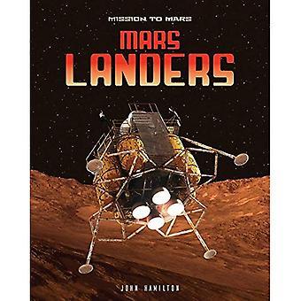 Landers de Marte (misión a Marte)
