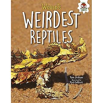 World's Weirdest Reptiles (Extreme Reptiles)