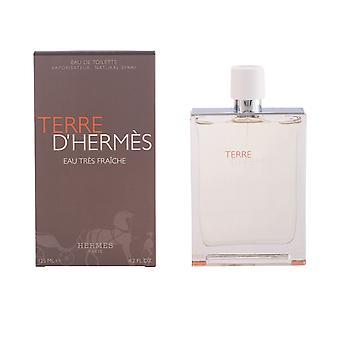 Hermes Terre D'Hermès Eau Très Fraîche Edt Spray 125 Ml pour les hommes