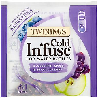 Twinings Blueberry, Apple & Blackcurrant Cold Infuse Bags