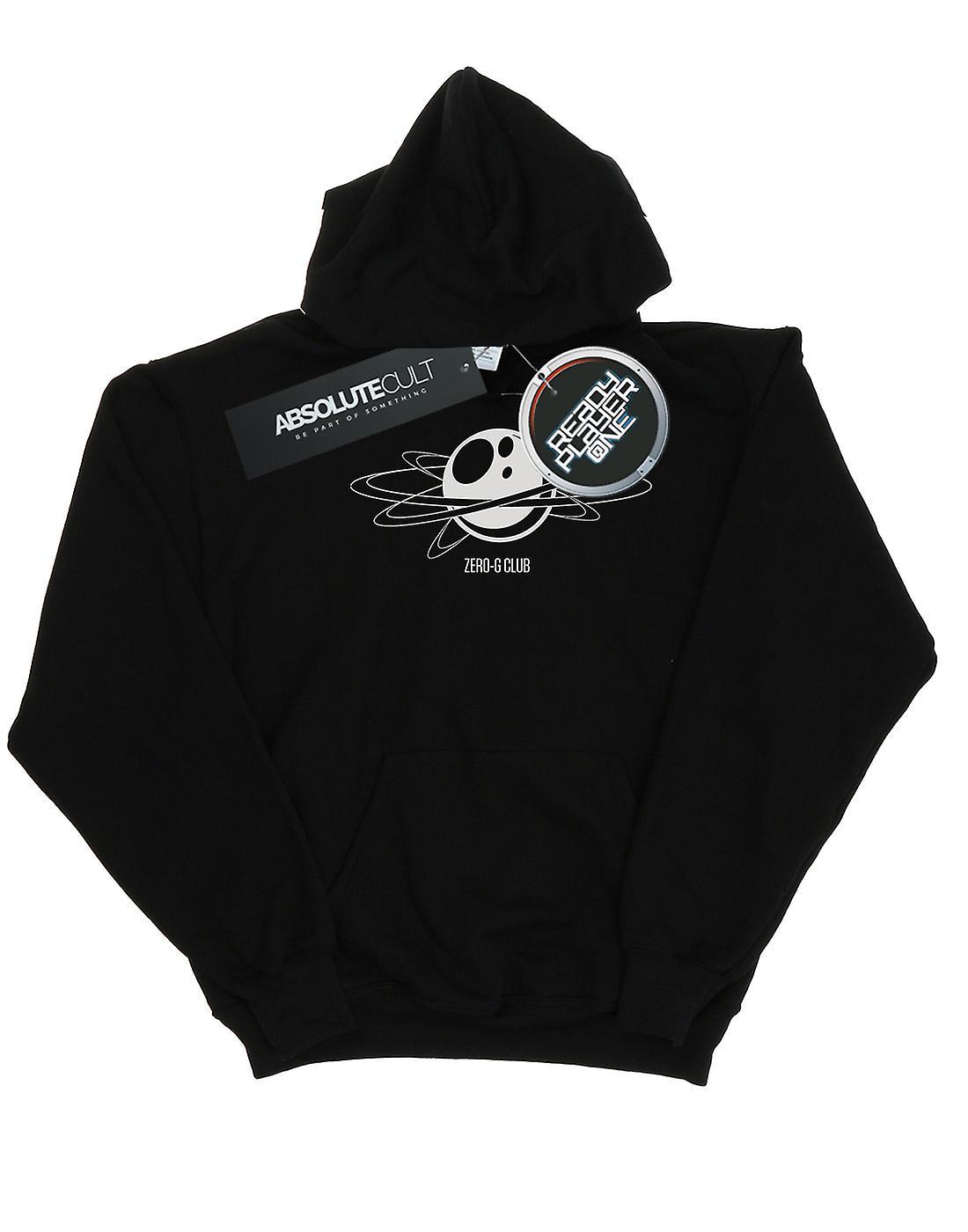 Ready Player One Boys Zero G Club Logo Hoodie