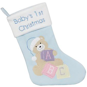 Christmas Shop Babies First Christmas Stocking