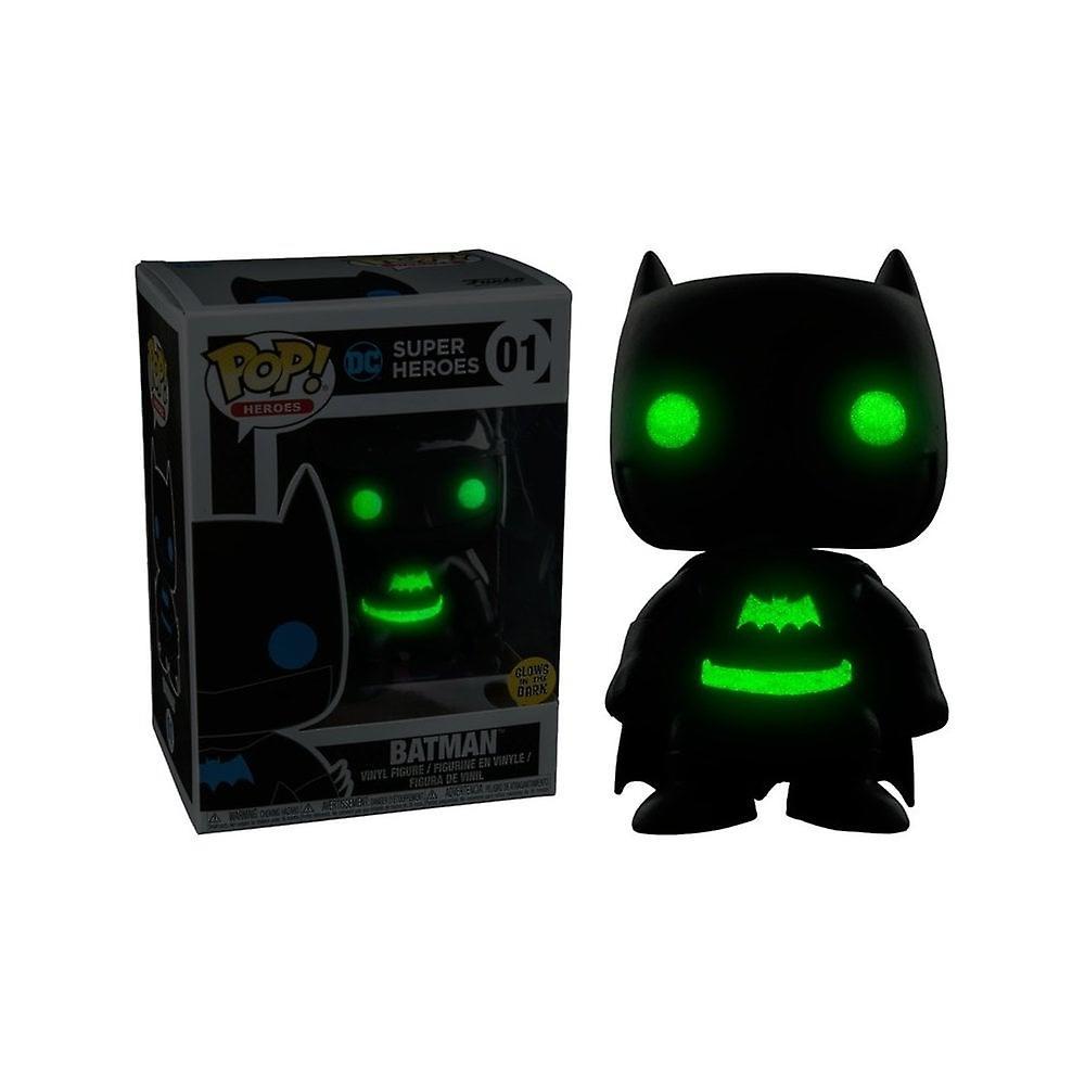 Batman Silhouette GITD Exclusive GITD POP! Vinyl