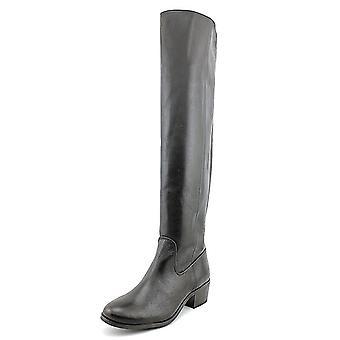 INC internationale begreber dame Beverley læder mandel tå Over knæet mode...