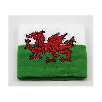 Union Jack Wear Wales Flag Wristband