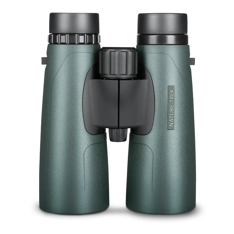 Hawke Nature Trek Fernglas - BAK-4 Dachkant - 10 x 50 grün - neueste version