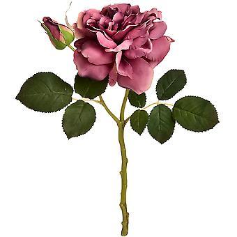 Хилл интерьеров Искусственные короткие моды Роза штамбовая