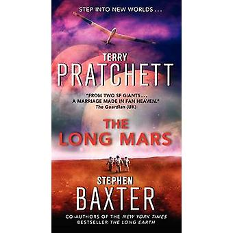The Long Mars by Terry Pratchett - Stephen Baxter - 9780062297303 Book