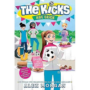 Hat Trick by Alex Morgan - 9781481450973 Book
