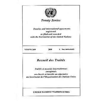 Treaty Series - Volume 2609 by United Nations - 9789219005549 Book