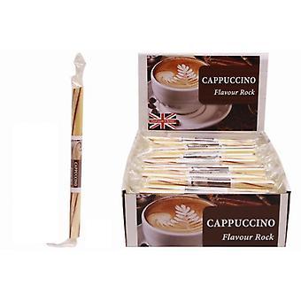 20 kleine aromatisierte Steinstäbchen - Cappucino Geschmack