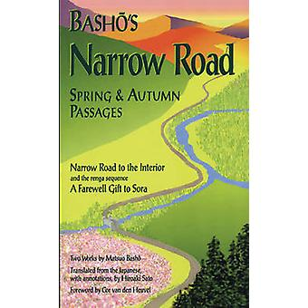 Basho's Narrow Road - Spring and Autumn Passages by Basho Matsuo - Mat