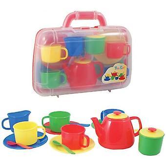 Peterkin te sæt i bæretaske