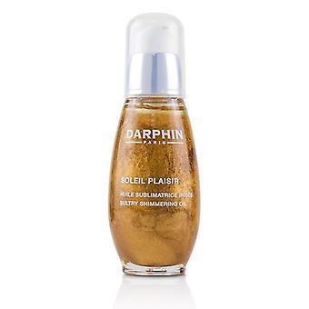 Darphin Soleil Plaisir sensual cintilante óleo 50ml/1.7 oz