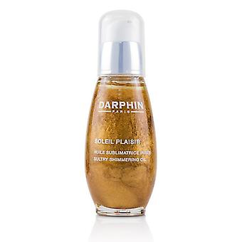 Darphin Soleil Plaisir kvav skimrande olja 50ml/1,7 oz