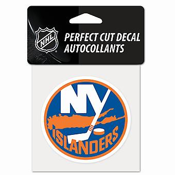 Wincraft Sticker 10x10cm - NHL New York Islanders