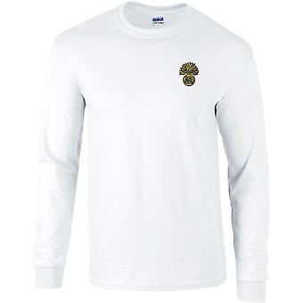 Honoroury Artillery Company - Licensed British Army Embroidered Long Sleeved T-Shirt