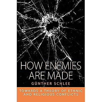 Comment fabrique-t-on les ennemis: vers une théorie d'ethniques et conflits religieux (Integration and Conflict Studies)