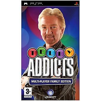 Telly Addicts (PSP) - New