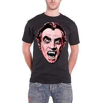 Plan 9 Count YorGa vampyr Head officiella mens nya grå T shirt