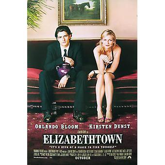 Elizabethtown (dubbelsidig regelbunden) original Cinema affisch